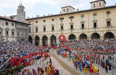 P.zza Grande Arezzo