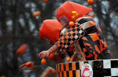ivrea battaglia delle arance