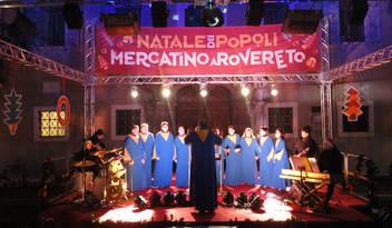 Il mercatino di Rovereto