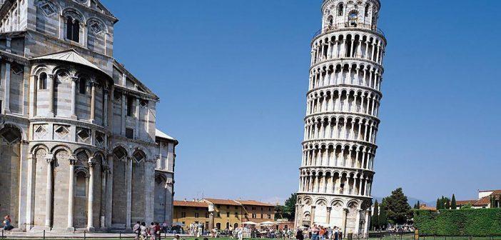 torre di pisa luoghi da visitare in italia
