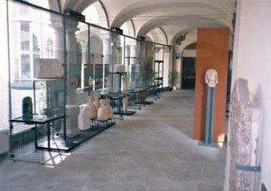 musei archeologici como foto testo