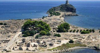 siti archeologici in Sardegna