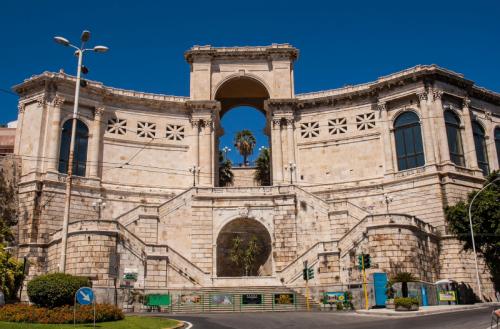 Bastione Saint Remy CagliarBastione Saint Remy Cagliarii