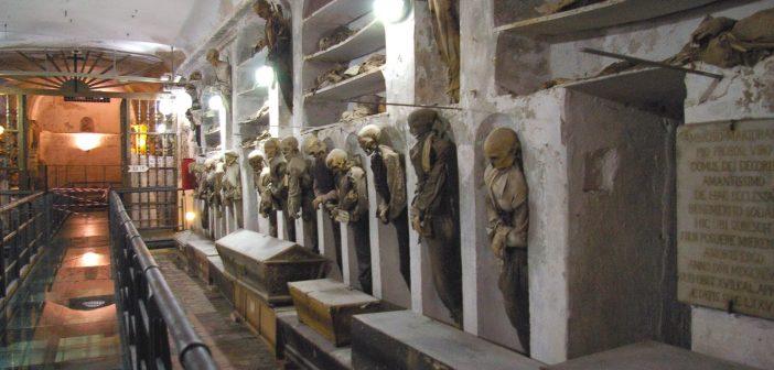 Guida alle Catacombe dei Cappuccini di Palermo