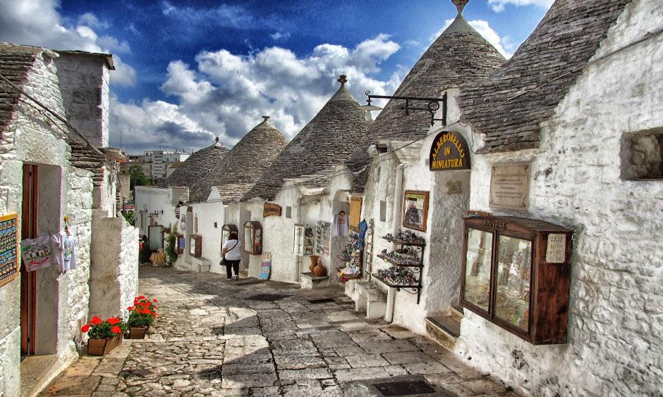Puglia tour enogastronomici